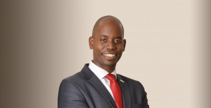 Paul M. Muthaura and Margaret Awino